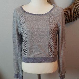 Marilyn Monroe grey sweatshirt small